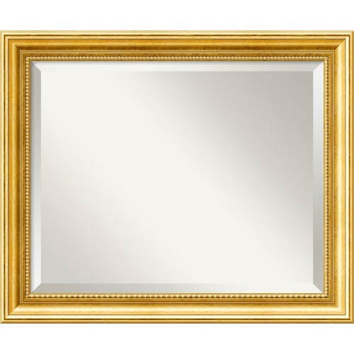 Townhouse Gold Medium Mirror