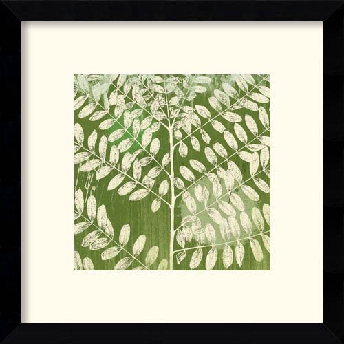 Amanti Art Forest Leaves by Erin Clark