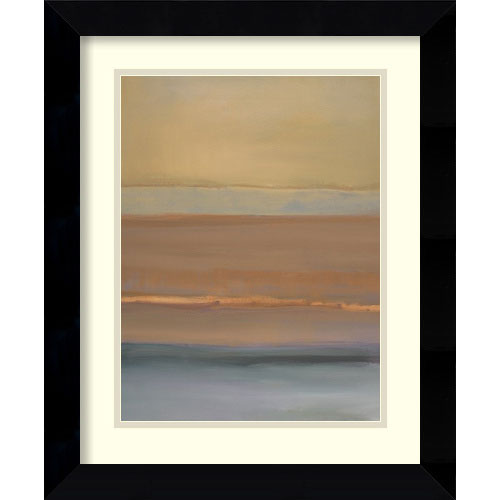 Amanti Art Quiet Light II by Nancy Ortenstone: 18.62 x 22.62 Print Reproduction