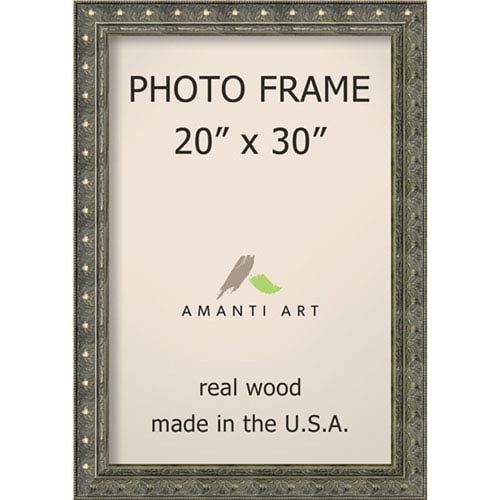 Amanti Art Barcelona Champagne: 24 x 34-Inch Picture Frame