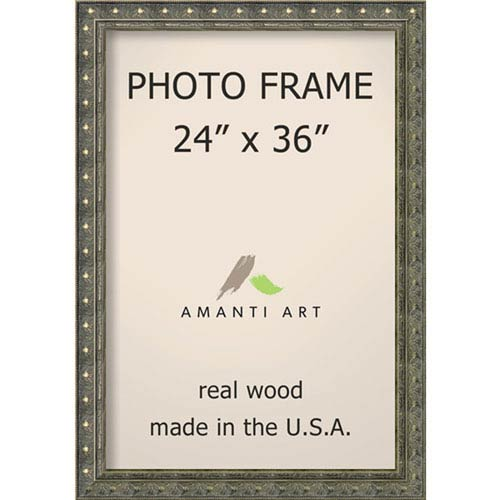 Amanti Art Barcelona Champagne 28 X 40 Inch Picture Frame