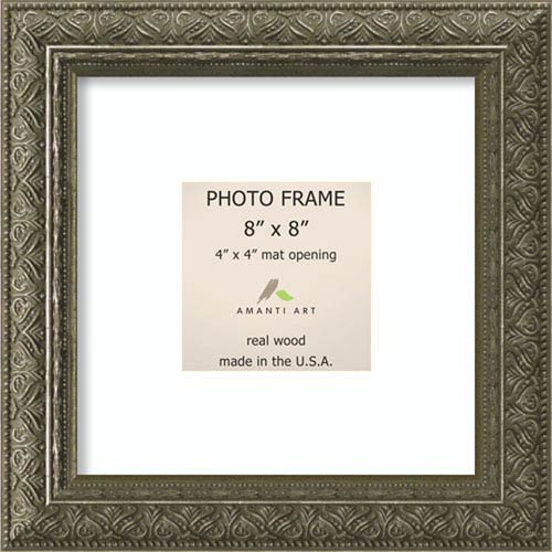 Barcelona Champagne: 10 x 10-Inch Picture Frame