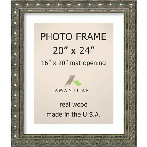 Amanti Art Barcelona Champagne 24 X 28 Inch Picture Frame