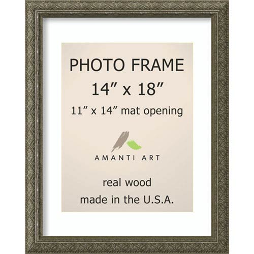 Amanti Art Barcelona Champagne: 16 X 20 Inch Picture Frame ...