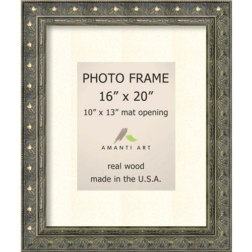 Amanti Art Barcelona Champagne: 20 X 24 Inch Picture Frame ...