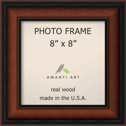 Bella Noce Walnut: 11 x 11-Inch Picture Frame