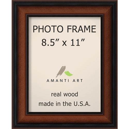 Bella Noce Walnut: 12 x 14-Inch Picture Frame