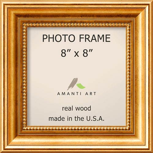 Townhouse Gold: 11 x 11-Inch Picture Frame