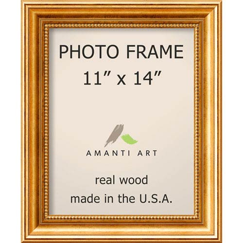 Amanti Art Townhouse Gold 14 X 17 Inch Picture Frame Dsw1385302