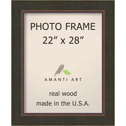 Milano Bronze: 29 x 35-Inch Picture Frame