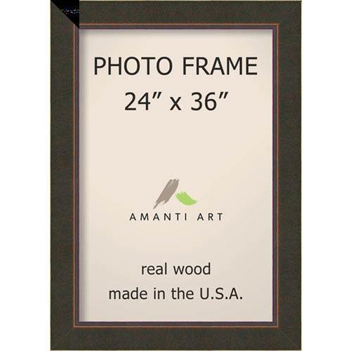Milano Bronze: 31 x 43-Inch Picture Frame