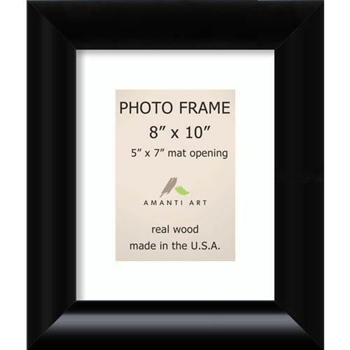 Amanti Art Steinway Black 11 X 13 Inch Picture Frame Dsw1385347