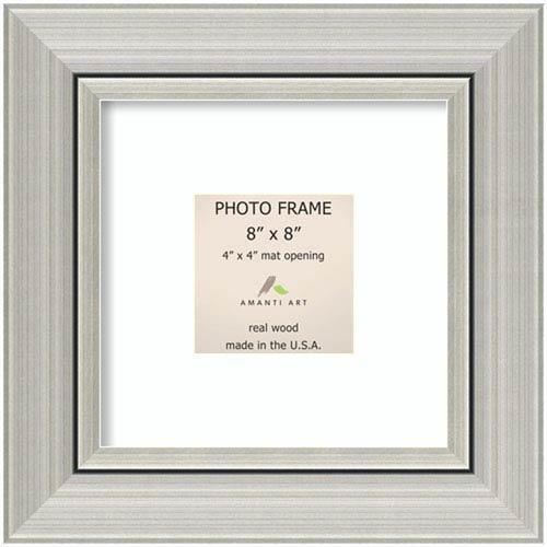 Romano Silver: 12 x 12-Inch Picture Frame