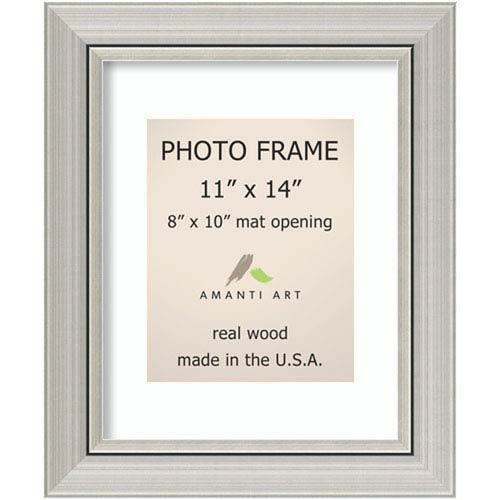 Amanti Art Romano Silver: 15 X 18 Inch Picture Frame Dsw1385373 ...