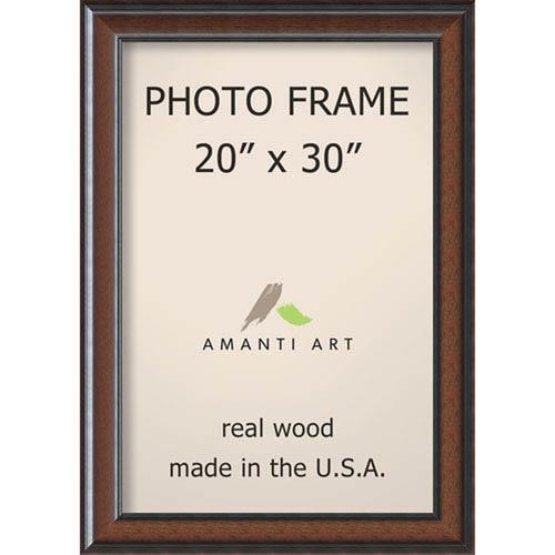 Cyprus Walnut: 25 x 35-Inch Picture Frame