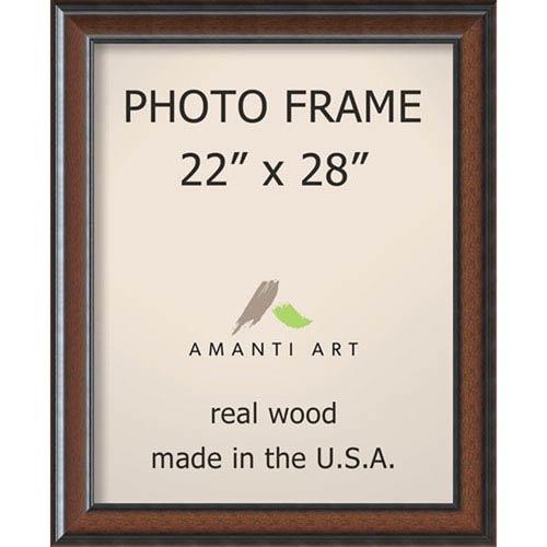 Cyprus Walnut: 27 x 33-Inch Picture Frame