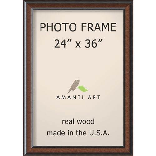 Cyprus Walnut: 29 x 41-Inch Picture Frame