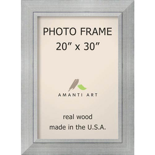 Amanti Art Romano Silver 27 X 37 Inch Picture Frame Dsw1385388