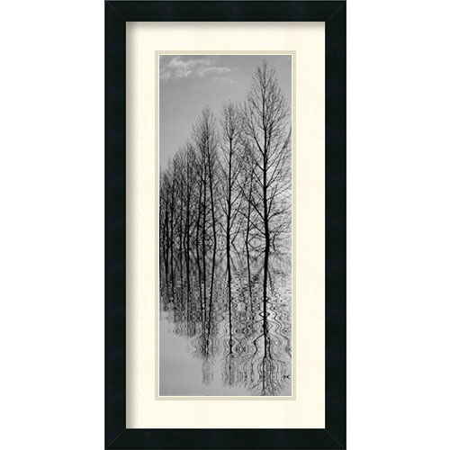 Amanti Art Reflections II by unknown: 14 x 26 Print Reproduction