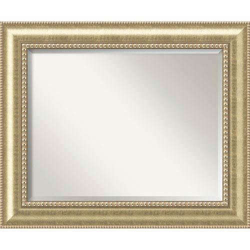 Champagne 34 x 28-Inch Large Vanity Mirror