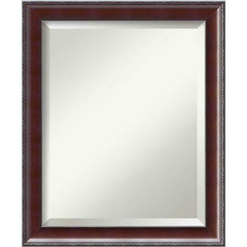 Walnut 19 x 23-Inch Medium Vanity Mirror