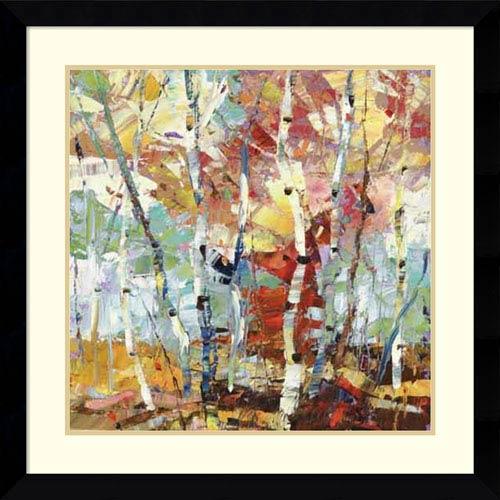 Amanti Art Color Burst 1 by Dean Bradshaw, 33 x 33 In. Framed Art Print