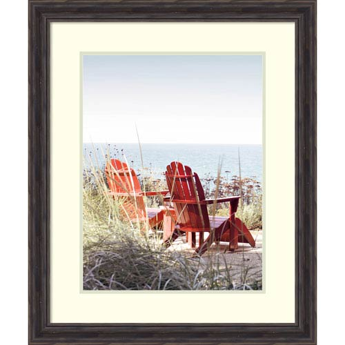 Afternoon by the Lake II by Brookview Studio, 25 x 30 In. Framed Art Print