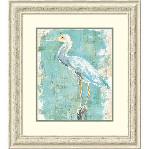 Coastal Egret II v2 by Sue Schlabach, 25 x 28 In. Framed Art Print