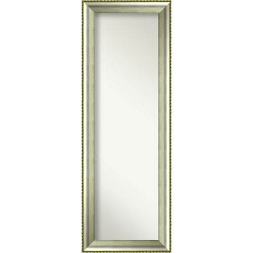 Vegas Curved Silver 19 x 53 In. Full Length Mirror