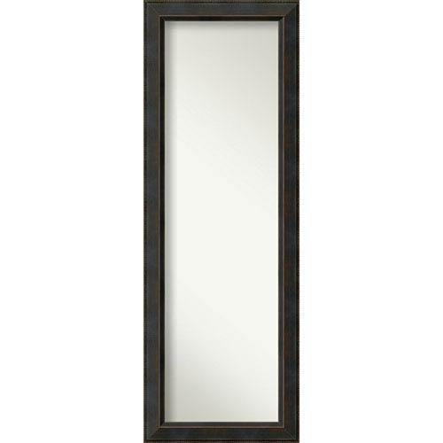 Amanti Art Signore Bronze 18.5 x 52.5 In. Full Length Mirror
