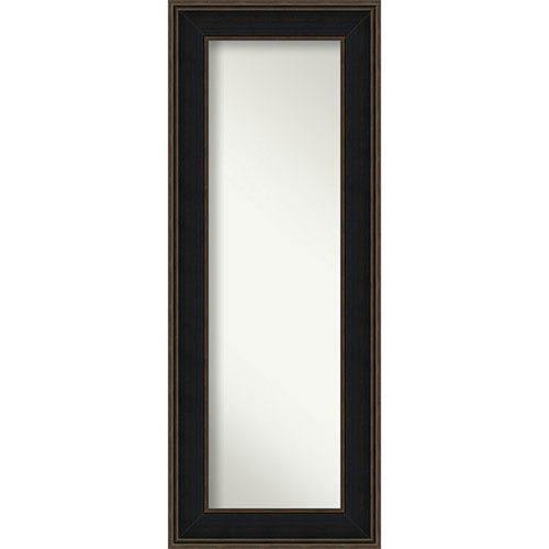 Mezzanine Espresso 22 x 56 In. Full Length Mirror