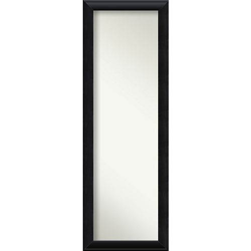Nero Black 18 x 52 In. Full Length Mirror