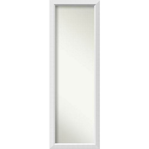 Blanco White 17 x 51 In. Wall Mirror