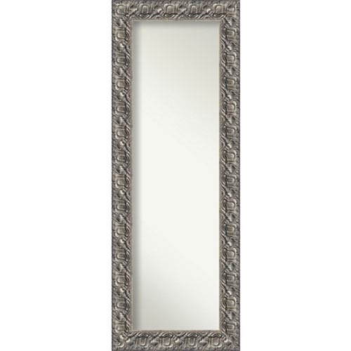 Silver Luxor 20 x 54 In. Wall Mirror