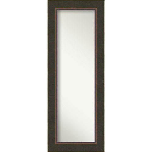 Amanti Art Milano Bronze 20.5 x 54.5 In. Wall Mirror