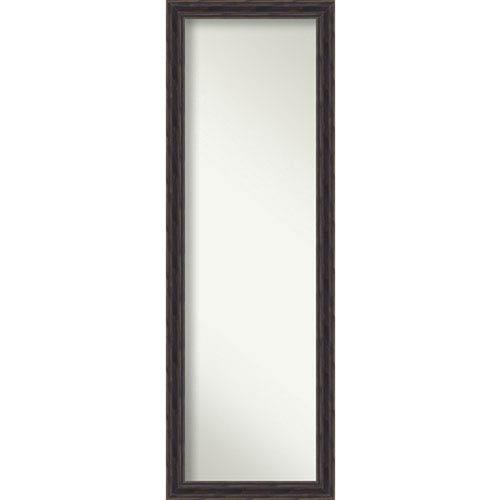 Narrow Rustic Pine 17 x 51 In. Wall Mirror