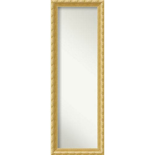 Versailles Gold 18 x 52 In. Wall Mirror