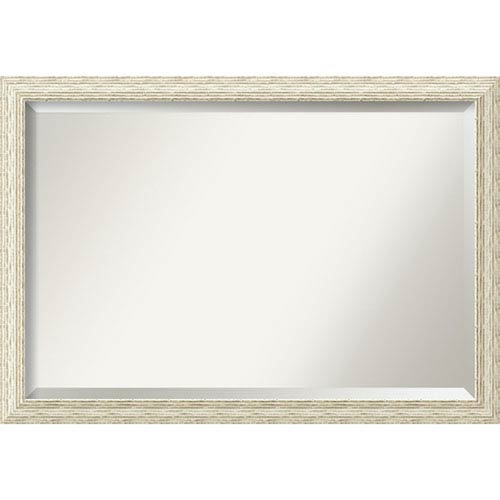 30 x 60 mirror rustic wood amanti art cape cod white wash 395 275 in bathroom mirror 30 60 bellacor