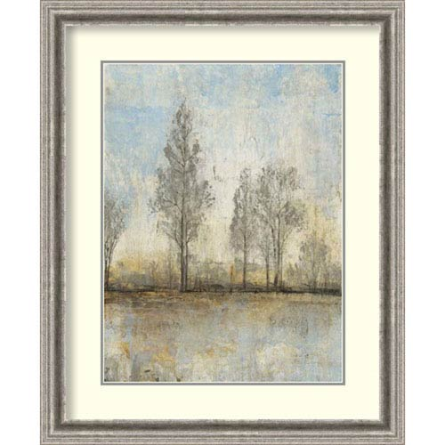 Amanti Art Quiet Nature II by Tim OToole, 27 In. x 33 In. Framed Art