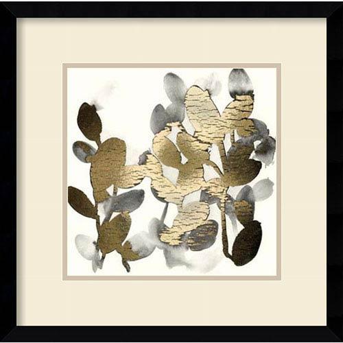 Amanti Art Gilt Garden IV by June Erica Vess, 19 In. x 19 In. Framed Art