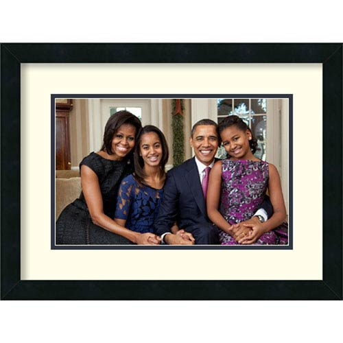 Amanti Art The First Family, 23 In. x 17 In. Framed Art