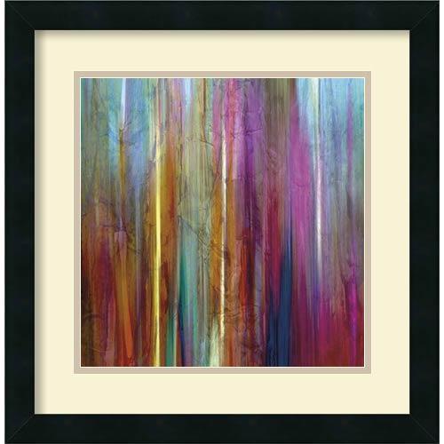 Amanti Art Sunset Falls I by John Butler: 18 x 18 Print Reproduction