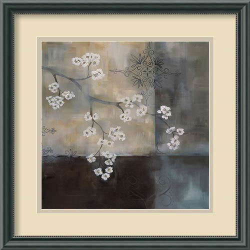 Amanti Art Spa Blossom II by Laurie Maitland: 17.5 x 17.5 Print Reproduction