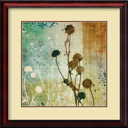 Amanti Art Organic Elements I by Tandi Venter: 27 x 27 Print Reproduction