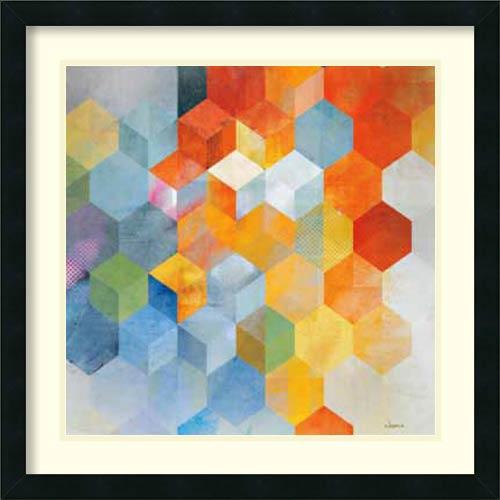 Amanti Art Cubitz I by Noah: 24 x 24 Print Reproduction