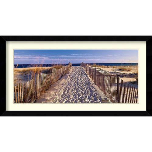 Pathway to the Beach By Joseph Sohm : 43 x 23-Inch