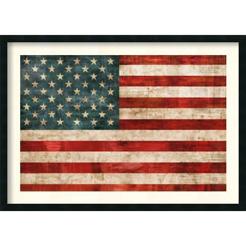 Amanti Art Allegiance by Luke Wilson: 42 x 30 Print Reproduction