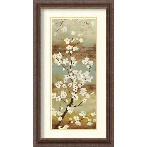 Amanti Art Blossom Canopy I by Asia Jensen: 14.25 x 26.25 Print Reproduction