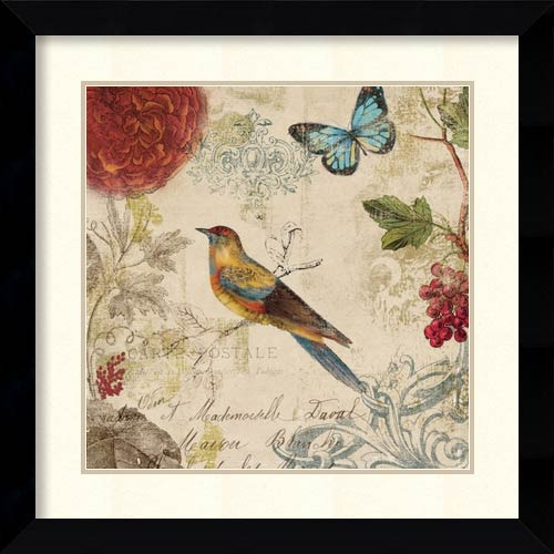 Amanti Art Nature's Rhapsody by Aimee Wilson: 25.63 x 25.63 Print Reproduction