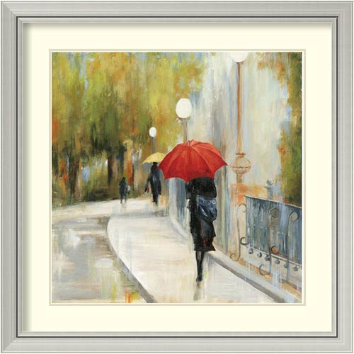 Amanti Art I Will Be There II by Aimee Wilson: 32.63 x 32.63 Print Reproduction